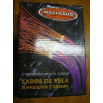 Cabo Vela Eclipse Gst Turbo 2.0 16v 89/96 Maxi Cabos