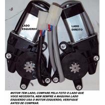 Motor Mabuchi Vidro Eletrico 8dentes 12v Esquerdo Ou Direito