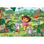 Painel Decorativo Festa Infantil Dora A Aventureira (mod3)