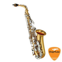 Sax Alto Yamaha Yas 26 Id Laq Chaves Niquel Loja Shopmusic