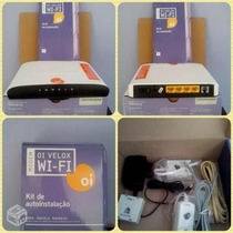 Modem Roteador Technicolor Td5136 Wi-fi Td5130 Oi Velox