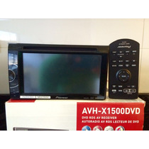 Reproductor Pantalla Dvd Pioneer Avh-x1500dvd