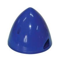 Spinner De Plastico Para Helice Bi-pa 85mm Azul Phoenix Mode