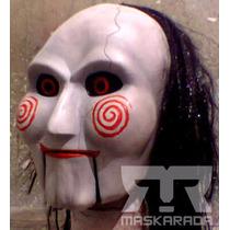 Máscaras Látex Saw Terror Disfraz Halloween