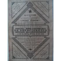 Artículos Taurinos Cartel Taurino Antiguo Español 1892