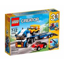 Lego Creator 31033 Transportador De Veículos 3 Em 1