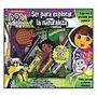 Juegos Set Para Explorar La Naturaleza- Dora La Exploradora