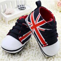 Tênis Sapatinho De Bebê Sneaker Importado Pronta Entrega