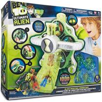 Laboratório De Criação Alien Ben 10 Ultimate Sunny