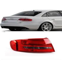 Lanterna Lado Esquerdo Audi A4 2008 A 2012 Com Led