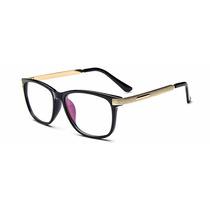 Armação Óculos De Grau - Acetato Quadrada Grande Feminino