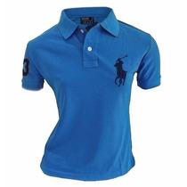 Camisa Gola Polo Ralph Lauren Feminina Envio Imediato