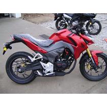Cb190r Colores Rojo O Negro Tuamoto