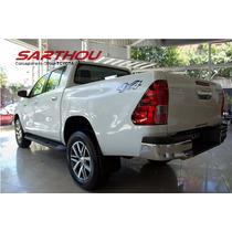 Toyota Hilux 4x4 Srx 2.8 6m/t 0km Financiada Por Tcfa