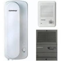 Kit Portero Electrico Commax Embutir O Exterior Dp-2s