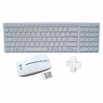 Kit Mouse S/ Fio + Receptor + Teclado Lg V320 V720 Original!