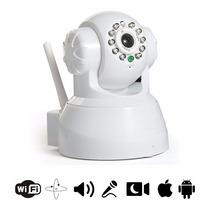 Camara Ip Vigilancia X Cel Casa Negocio Alarma Wifi