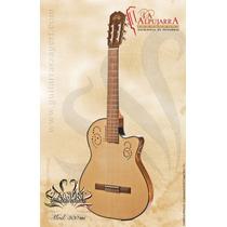 Alpujarra 300 Guitarra Electro Criolla 1/4 Caja Ideal Vivo