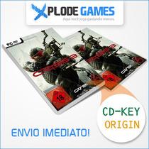 Crysis 3 Pc - Jogo Crysis 3 Para Pc - Envio Imediato Origin