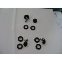 Kadett Parafuso De Fixação Do Vidro Traseiro Kit Com 3