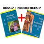 Ross Histologia + Prometheus Atlas Anatomia Combo...!!!