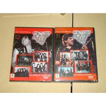 Riff La Historia Vol .2 25 Años De Rock Pappo Dvd Cerrado