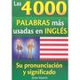 Las 4000 Palabras Mas Usadas En Ingles Jesse Ituarte