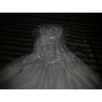 Vestido De Novia O 15 Divino Impecable!!!