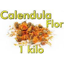 Calendula Flor Deshidratada 1 Kg Mercadela Maravilla Te Seca
