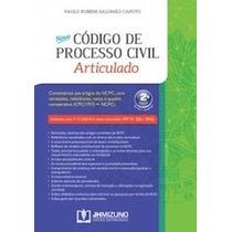 Novo Codigo De Processo Civil Articulado - Paulo R S Caputo