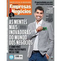 Oferta: Revista Usada- Pequenas Empresas Grandes Negocios