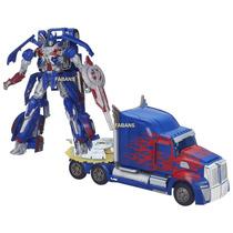 Juguetes Transformer Grande Optimus Prime Bumblebee Figura