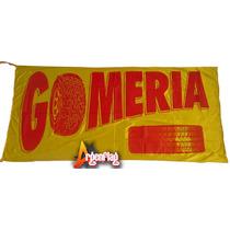 Bandera Gomeria * 150 X 75cm * Cartel Publicidad Negocio