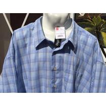 Camisa Van Heusen Tallas Extra 4xlt Cuello 21-21.5 35% Menos