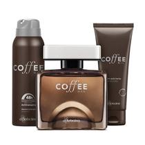 Kit Coffee Man O Boticário Promoção