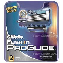 Gillette Fusion Proglide Styler Refil C/ 2 Cartuchos