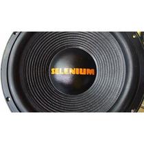 Selenium Extreme 15 650 Rms 4 Ohms Subwoofer Reparo Novo