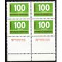 1976 - Cuadro Del 100 Pesos Cifras Con Complemento