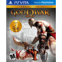 Juego God Of War Colletion Para Ps Vita Original Fisico