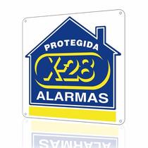 Alarma Domiciliaria 2 Zonas Sirena Exterior Teclado