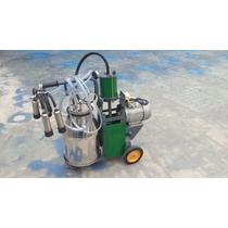 Máquina Ordeñadora Leche Vaca Electrica 110v Chupon Piston