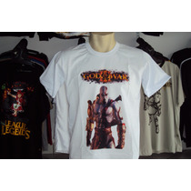 Camisa Ou Camiseta God Of War 3