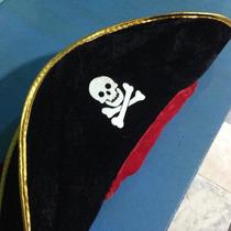 Sombrero Gorro Pirata