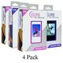 Paquete De 4 Eclipse Touch Pro De 4 Gb Usb 2.0 Mp3 De Música