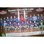 Poster Nuestra Sra De Lujan Campeon Handball 2000 (062) Ole