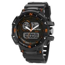 Relógio Mormaii Masculino Esportivo Anadigital Mo9789/8l