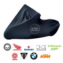 Capa Cobrir E Proteger Moto (frete Grátis) Tam: P