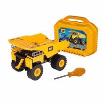 Kit Montar Trator 172 Peças Caterpillar Dump Truck Dtc 3840