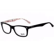 Armação Óculos Wayfarer Ray-ban Rb 5228 5014 Original