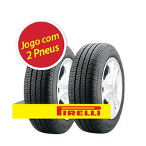 Kit Pneu Pirelli 175/70r13 P400 82t 2 Unidades